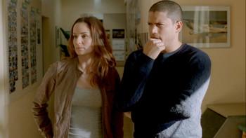Episodio 18 (TTemporada 4) de Prison Break