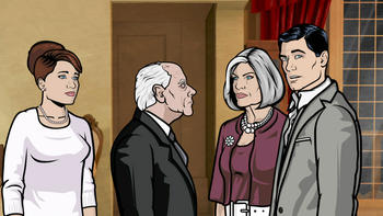 Episodio 4 (TTemporada 1) de Archer