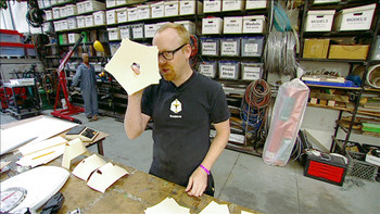 Episodio 5 (TTemporada 3) de MythBusters