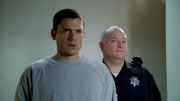 Episodio 17 (TTemporada 1) de Prison Break