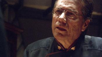 Episodio 18 (TTemporada 3) de Battlestar Galactica