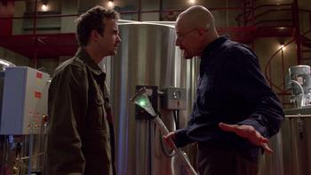 Episodio 10 (TTemporada 3) de Breaking Bad