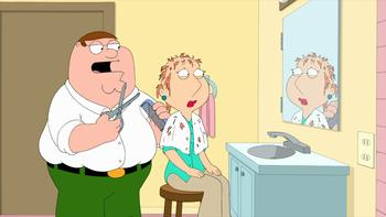 Episodio 23 (TTemporada 11) de Family Guy