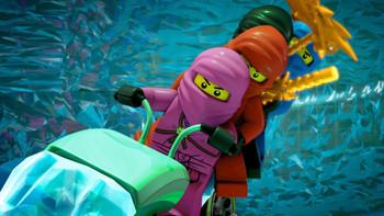Episodio 5 (TTemporada 1) de LEGO Ninjago: Masters of Spinjitzu