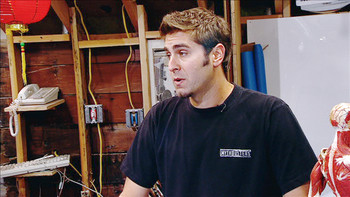 Episodio 25 (TTemporada 3) de MythBusters