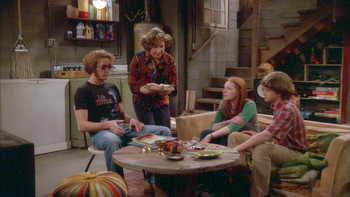 Episodio 25 (TTemporada 1) de That '70s Show