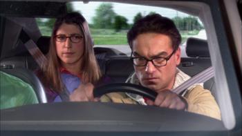 Episodio 13 (TTemporada 4) de The Big Bang Theory