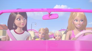 Episodio 10 (TBarbie Life in the Dreamhouse) de Barbie Life in the Dreamhouse