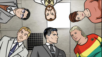 Episodio 2 (TTemporada 2) de Archer