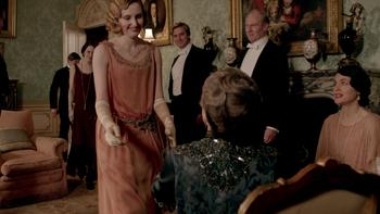 Episodio 5 (TTemporada 3) de Downton Abbey