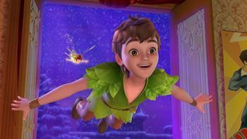 Episodio 23 (TTemporada 1) de Las nuevas aventuras de Peter Pan