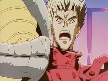 Episodio 18 (TThe Complete Series) de Trigun