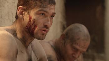 Episodio 4 (TBlood and Sand) de Spartacus