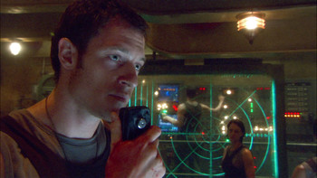 Episodio 8 (TTemporada 4) de Battlestar Galactica