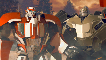 Episodio 1 (TTemporada 1) de Transformers Prime