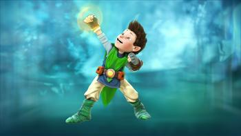 Episodio 24 (TTemporada 1) de Tree Fu Tom