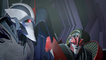 Episodio 8 (TTemporada 3) de Transformers Prime