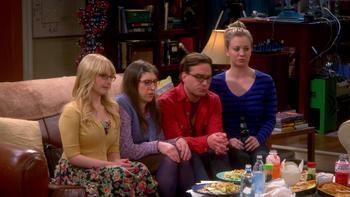 Episodio 18 (TTemporada 7) de The Big Bang Theory