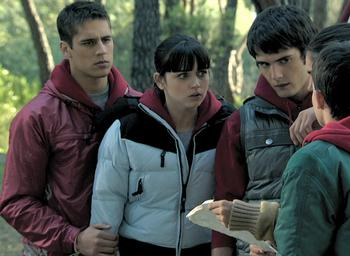 Episodio 8 (TTemporada 3) de El internado