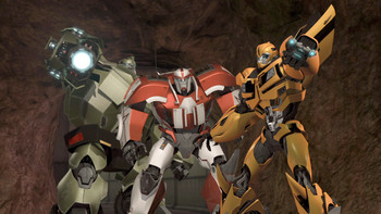 Episodio 7 (TTemporada 1) de Transformers Prime