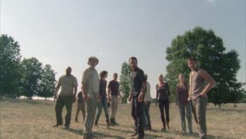 Episodio 7 (T2) de The walking dead