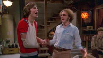 Episodio 21 (TTemporada 1) de That '70s Show