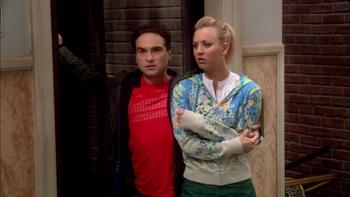 Episodio 14 (TTemporada 1) de The Big Bang Theory