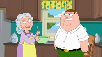 Episodio 12 (TTemporada 12) de Family Guy