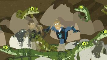 Episodio 1 (TTemporada 1) de Los hermanos Kratts
