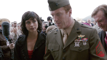 Episodio 1 (TTemporada 1) de Homeland