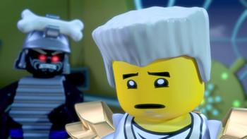 Episodio 11 (TTemporada 1) de LEGO Ninjago: Masters of Spinjitzu
