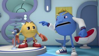 Episodio 24 (TTemporada 1) de Pac-Man y las Aventuras Fantasmales