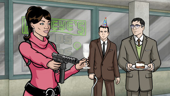 Episodio 7 (TTemporada 3) de Archer