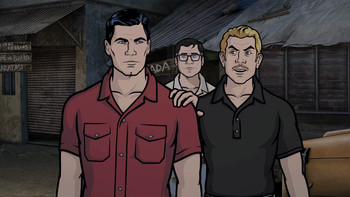 Episodio 6 (TTemporada 5) de Archer