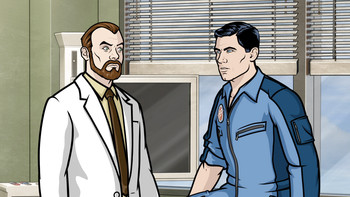 Episodio 12 (TTemporada 3) de Archer