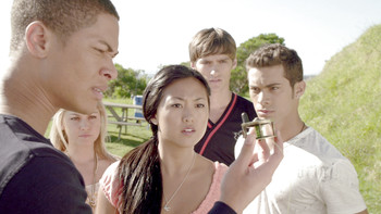 Episodio 5 (TPower Rangers Super Samurai) de Power Rangers Super Samurai