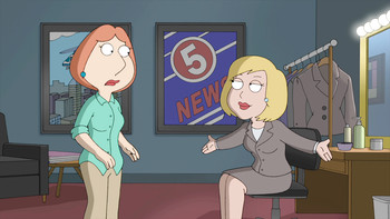 Episodio 11 (TTemporada 9) de Family Guy