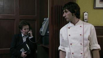 Episodio 10 (TTemporada 6) de El internado