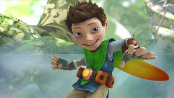 Episodio 26 (TTemporada 1) de Tree Fu Tom