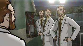 Episodio 12 (TTemporada 5) de Archer