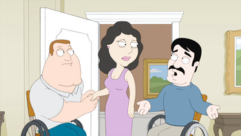 Episodio 19 (TTemporada 9) de Family Guy