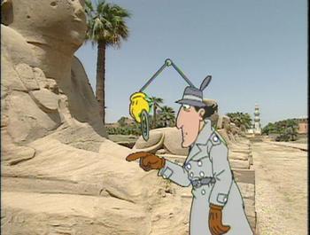 Episodio 25 (TThe Complete Series) de Inspector Gadget's Field Trip