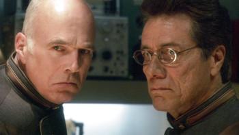 Episodio 11 (TTemporada 1) de Battlestar Galactica