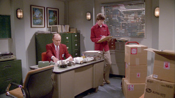 Episodio 24 (TTemporada 2) de That '70s Show