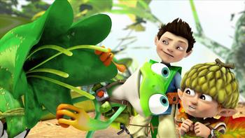Episodio 14 (TTemporada 1) de Tree Fu Tom
