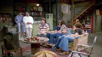 Episodio 1 (TTemporada 4) de That '70s Show