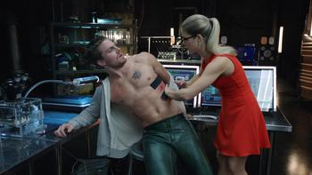 Episodio 8 (TTemporada 2) de Arrow