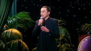 Episodio 18 (TTemporada 3) de The Big Bang Theory