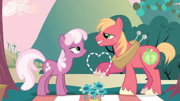 Episodio 17 (TTemporada 2) de My Little Pony: Friendship Is Magic