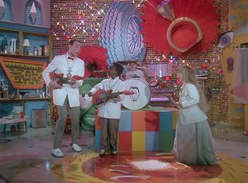 Episodio 7 (TTemporada 2) de Pee-wee's Playhouse